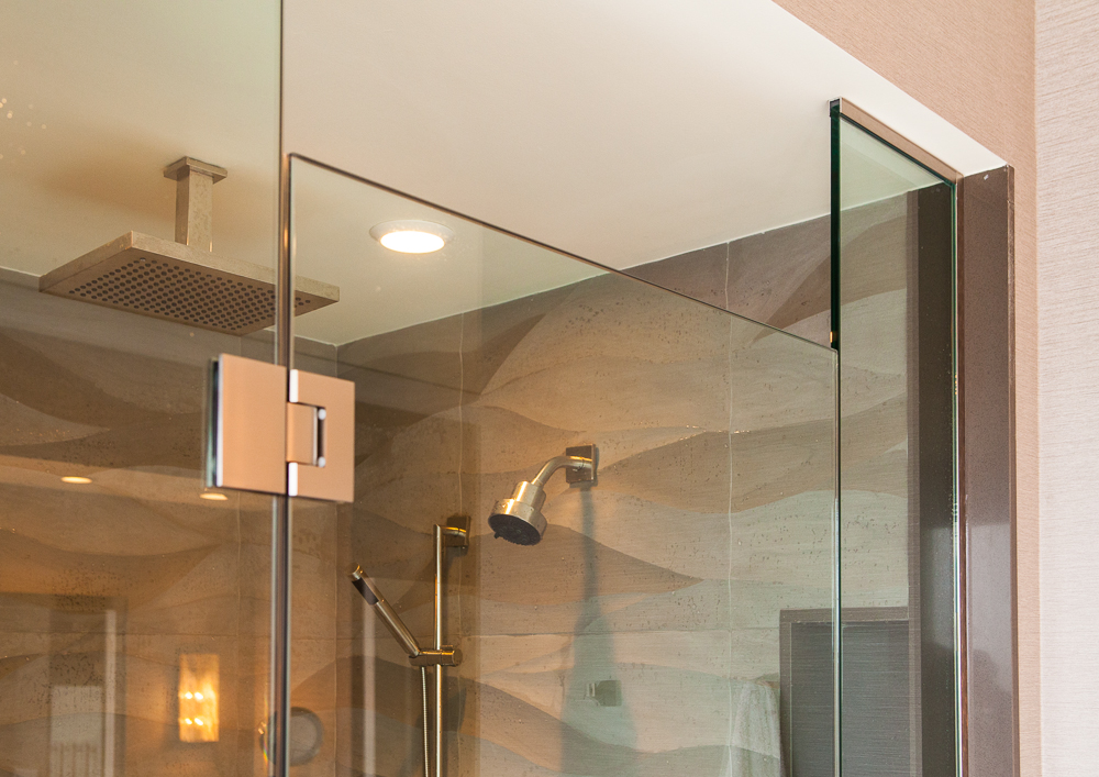Lakeview Master Bathroom